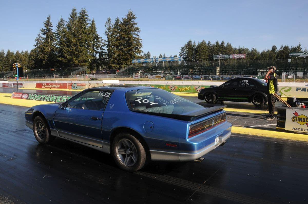 Drag racers at ProFormance